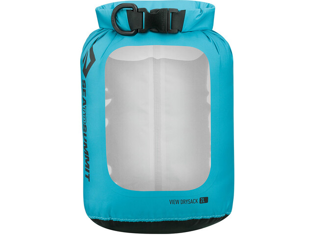 Sea to Summit View Bolsa seca Botella 2L, blue